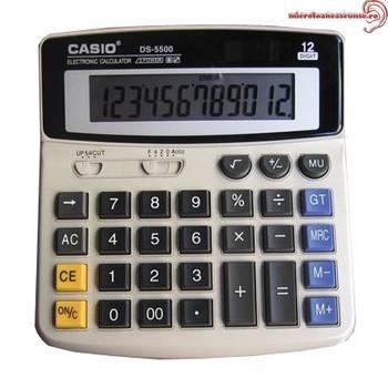 Mini camera video spy  HD in calculator de birou CCS1422