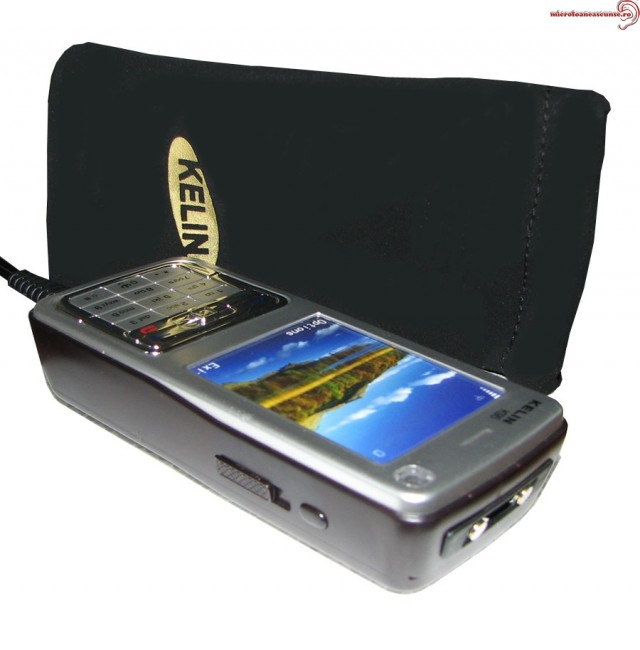 Electrosoc telefon mobil