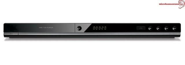 Dvd player cu mini microfon spion cu inregistrare