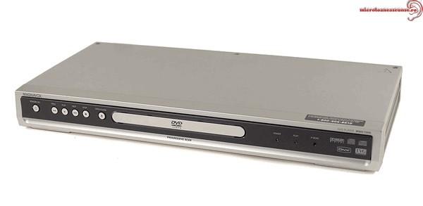 Camera spy ip cu vizualizare de pe internet mascata in DVD Player