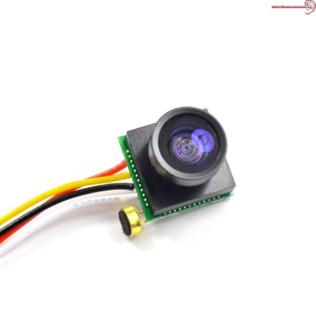 Microcamera CCTV spion pentru supraveghere discreta