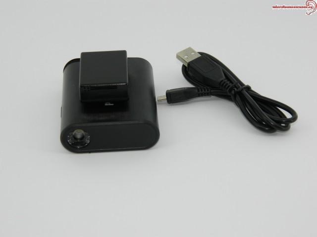 Microfon GSM spion cu autonomie de 30 de zile