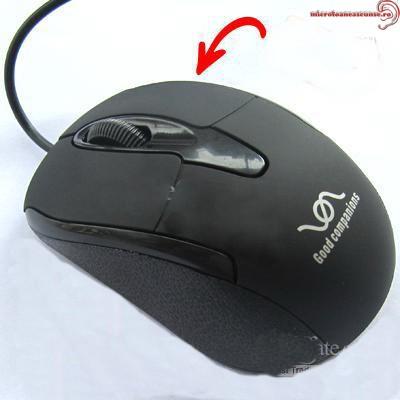 mouse microfon gsm spy