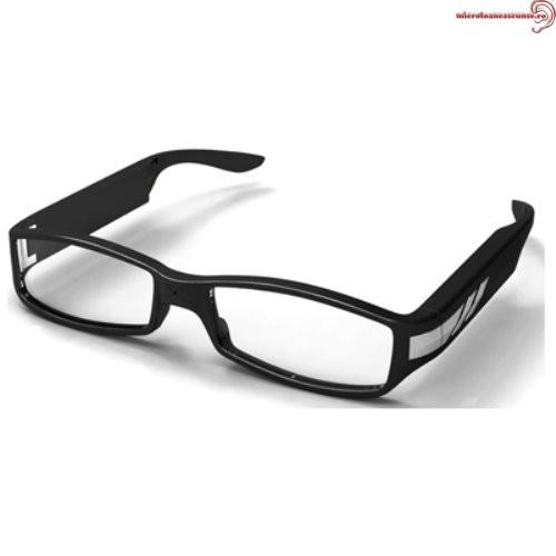 Camera spionaj mascata in ochelari