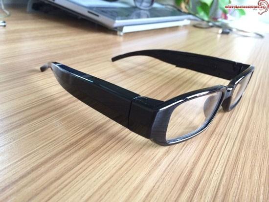 Ochelari spy camera video ascunsa