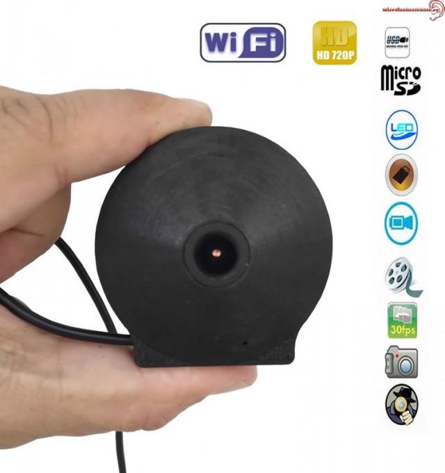 Microcamera OZIipWIFI Profesional