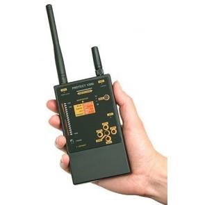 Detector ultraprofesional de microfoane si mini camere de spionaj  PROTECT 1206i