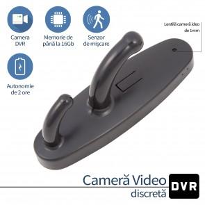 Cuier camera video full HD spion CCS055