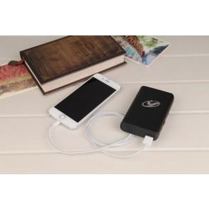 Baterie externa telefon cu microcamera spion, rezolutie 1080p