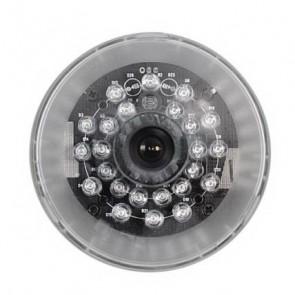 Camera ip wireless cu senzor de miscare ascunsa in bec