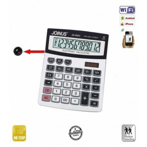 Camera Ip wireless mascata in calculator de birou
