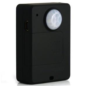 Mini spy microfon cu ascultare in timp real si senzor de miscare integrat