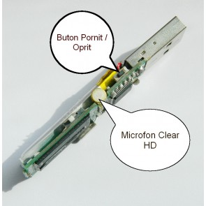 Micro modul reportofon profesional