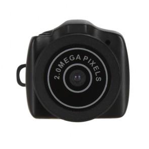 Microcamera video spion