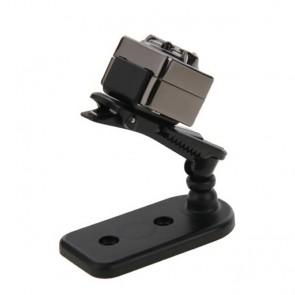 Microcamera video spion cu filmare pe timp de noapte, dimensiuni minime