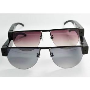 Microcamera spionaj portabila incorporata in ochelari de soare